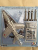 ITALERI FABBRI AGP053 AMX GHIBLI WITH STAND/WEAPONS  SCALE 1-100  Old Shop Stock