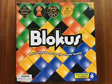 Blokus Educational Strategy Family Board Game