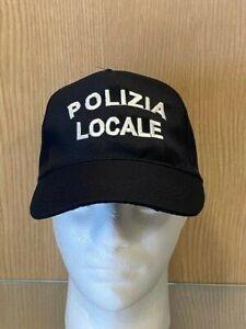 BERRETTO BASEBALL POLIZIA LOCALE