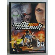 Auto Assault (pc Dvd) -pc New Dvd Brand Free Book Movie Game Music Dvd)