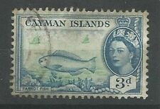 Fish Used Handstamped British Colony & Territory Stamps
