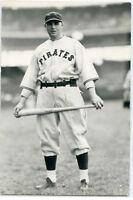 Old Baseball Photo Postcard Wally Roettger