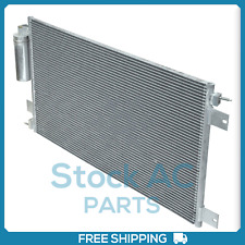A//C Condenser For Nissan NV200 4CYL Fast Free Shipping Best Quality
