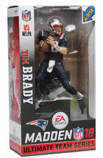 Tom Brady New England Patriots Color Rush McFarlane Madden 18 Series 1 Figure