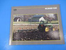 Original John Deere Sales Brochures Moldboard Plows M1401