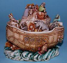 """Harmony Kingdom box Tjsey2K """"Y2Hk"""" Timed ed.1999 Nib sailors ship boat, Ricketts"""
