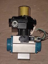 ABZ Valve SR-155 DA Pneumatic Valve Actuator