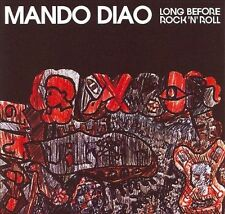 Mando Diao - Long Before Rock'N'Roll [CD New] FREE SHIPPING FAST!