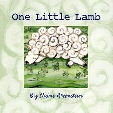 One Little Lamb (Booklist Editor's Choice. Books for Youth (Awards))