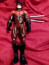 NIGHTWING Dick Grayson Red brown*LOOSE mint figure DC UNIVERSE CLASSICS