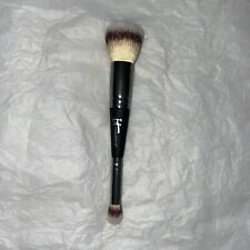 It Cosmetics Heavenly Luxe Dual End Complexion Perfection Brush #7 Makeup Tools