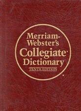 Merriam-Webster's Collegiate Dictionary (Merriam Webster's Collegiate Dictionary