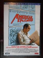 DVD AMERICAN SPLENDOR (PAUL GIAMATTI) - EDICION DE ALQUILER (6F)