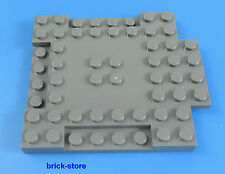 LEGO®  8x8 Bauplatte / dunkelgraue Spezial Bau Platte