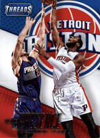 2014-15 Panini Threads Inside Presence #3 Andre Drummond - NM-MT