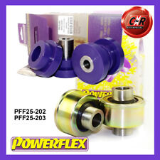 Honda S2000 99-09 Powerflex Fr Lower Wbone Bushes Rr Compliance PFF25-202 / 203