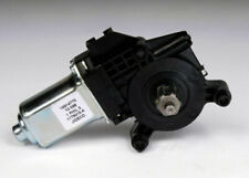 Power Window Motor Front/Rear-Left ACDelco GM Original Equipment 88980987