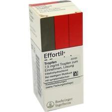 EFFORTIL Tropfen 15 ml PZN 4955931