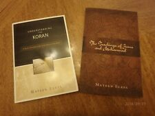 Mateen Elass Understanding The Koran Plus The Teachings of Jesus, New