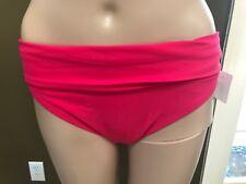 NWT PROFILE by GOTTEX $58 Rose Bikini BOTTOM ONLY E308-1P20 Women's Size 16