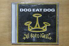 Dog Eat Dog – All Boro Kings - 1994 Roadrunner Records  - CD (Box C101)