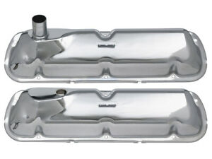 New 1965-66 Mustang Valve Covers Fairlane Falcon 260 289 and Special Chrome Ford