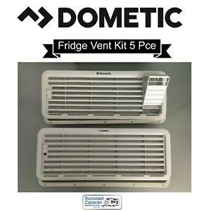 Dometic Electrolux Caravan Fridge 5 Piece Vent Kit  - AS1625
