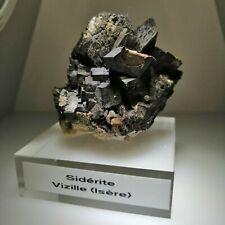 Spécimen rare de Sidérite de Vizille ( Isère )/99 grammes