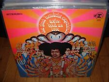 JIMI HENDRIX axis bold as love ( rock ) two tone