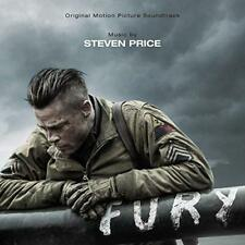 Steven Price - Fury Soundtrack (NEW CD)