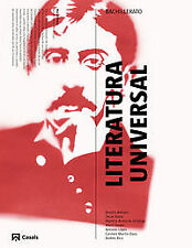 (15).LITERATURA UNIVERSAL.BACHILLERATO. ENVÍO URGENTE (ESPAÑA)