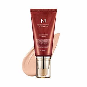 [MISSHA] M Perfect Cover BB Cream 50ml #21 #23 #25 #27