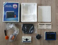 Baladeur cassette, Player, K7, Radio Walkman, UNISEF, Made in Japan, NEUF NEW