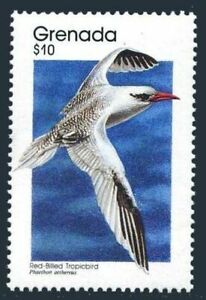Grenada 1717.MNH.Michel 1995A Indigenous Birds,1989.Red-billed tropic bird