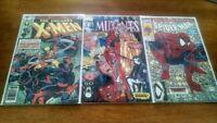 Grab Bag Auction for New Mutants 98 (1st Deadpool), X-Men 101 (1st Phoenix)