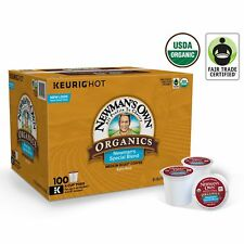 Newman's Own Organics Special Blend Extra Bold K-Cups 100 ct.