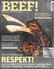 BEEF! Respekt! Heft Nr. 18 Ausgabe 6/ 2013 Neuwertig