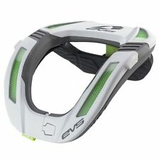 EVS R4K Adult Race Collar White R4K-W-A