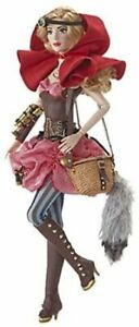 """Madame Alexander 16"""" Red Riding Hood Steampunk Articulated Fashion Doll #69975"""