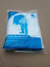 Gramos White Hooded Overall Size Xxl General Purpose, Splash proof