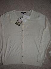 Chaussures femme ANNA SCOTT Tasman cardigan taille M couleur crème glacée Neuf Avec Étiquettes Cost £ 63.00