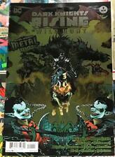 Dark Knights Rising The Wild Hunt #1 - Foil Cover - DC 2018 1st Print Unread NM