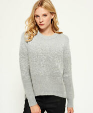 Superdry Womens Nyc Sparkle Knit Jumper