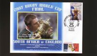 SOUTH AFRICA 2007 RUGBY WORLD CUP WIN COVER JOHN SMIT 3