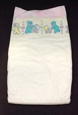 Vintage Pampers Phases Diaper for Girls Sz Mini Europe Import