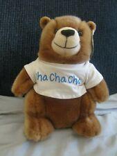 Charmin Bear Build-A-Bear Cha Cha Cha Vintage - NWT