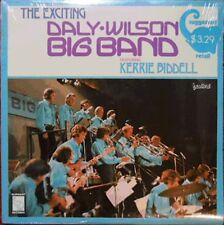 Daly-Wilson Big Band Feat. Kerrie Biddell - Aussie Jazz-Funk Lp - Factory Sealed