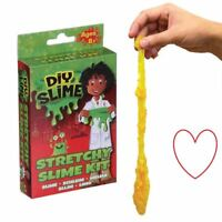 Make Your Propre Slime Kit DIY Chaussette de Noël Réservoir Extensible
