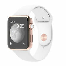 Rose Gold Band 8GB Smartwatches