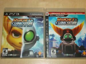 Sony PlayStation 3 (PS3) - RATCHET & CLANK: A CRACK IN TIME TOOLS OF DESTRUCTION